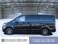 gebraucht Mercedes V250 d Edition 4MATIC lang AMG Line/LED/BC/R-CD Allrad