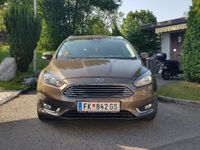 gebraucht Ford Focus Traveller 1,5 TDCi Titanium