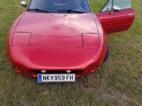 gebraucht Mazda MX5 NA Roadster Cabrio / Roadster,