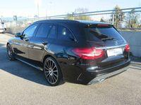 gebraucht Mercedes C200 d T AMG Line Aut. *AMG/Exclusive Line, *Park Pilot