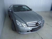 gebraucht Mercedes E350 E-KlasseBlueEfficiency CDI Aut. Sportwagen / Coupé