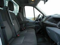 gebraucht Ford Transit FT350M Kipper mit Klima 2,2TDCi 125Ps