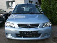 gebraucht Mazda Demio Blue Klima 1,3i