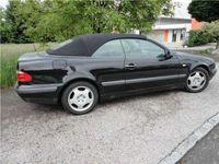gebraucht Mercedes CLK320 Cabrio Elegance Aut.