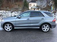 gebraucht Mercedes ML350 BlueTec 4MATIC Aut. DPF, AMG Paket, Nur Export