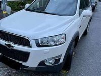 gebraucht Chevrolet Captiva LT 2,2 4WD DPF Aut.