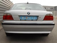 gebraucht BMW 740 7er-Reihe d Ö-Paket Automat Facelift 1Besitz E38N67 Voll Leder Navi Xenon Glasdach Alu Pdc Rostfrei Limousine