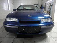 gebraucht Opel Calibra 2,0 Turbo 4x4 Sportwagen / Coupé