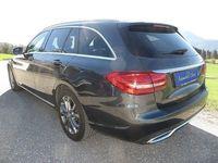 gebraucht Mercedes C220 d T Avantgarde Aut., Navi, e. Sitz m. Mem, Standh