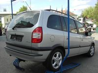 gebraucht Opel Zafira Sportsline 2,0 16V DTI
