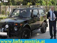 gebraucht Lada Taiga Taiga- 4x4 - AUSTRIA - EDITION - ERSATZTEILE Österreichs größtes Ersatzteillager für Kombi