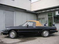 gebraucht Alfa Romeo Spider 1600 Weber Doppelvergaser