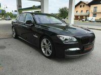 gebraucht BMW 730 7er-Reihe Allrad Diesel xDrive M-Paket Aut.
