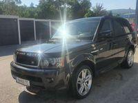 gebraucht Land Rover Range Rover Sport 3,0 SDV6 HSE Black