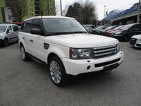 used Land Rover Range Rover Sport 3,6 TdV8 HSE