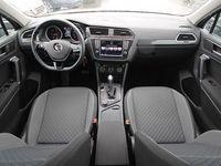 gebraucht VW Tiguan 2,0 TDI SCR 4Motion Comfortline DSG SUV / Geländewagen,
