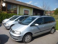 gebraucht Seat Alhambra Reference 1,9 TDI PD