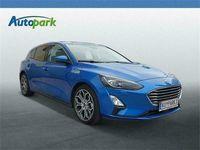 gebraucht Ford Focus 1,5 EcoBlue Titanium Limousine