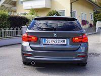gebraucht BMW 318 d Touring *HERSTELLERGARANTIE*Top-Zustand*