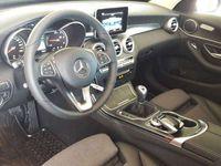 gebraucht Mercedes C180 d AMG Line