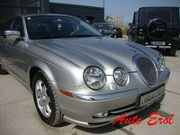 gebraucht Jaguar S-Type 3,0 V6 140tkm mit Servicebuch
