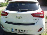 gebraucht Hyundai i30 1,4 CVVT Start/Stopp Go