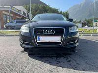 gebraucht Audi A3 Sportback quattro Attraction 2,0 TDI DPF