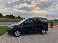 gebraucht VW Caddy Life, Trendline-Soccer, BMT 1,6 TDI DPF