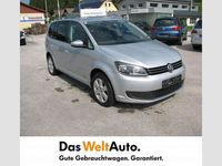 gebraucht VW Touran Comfortline TGI