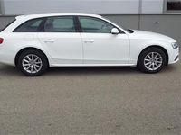 gebraucht Audi A4 Avant 2,0 TDI Style DPF