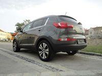 gebraucht Kia Sportage Platinium 2,0 CRDi 4WD Aut.*Navi*Leder*