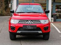 gebraucht Mitsubishi Pajero L200Pick up Work Edition Double Cab 4WD 2,5 DI