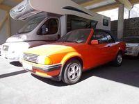 gebraucht Ford Escort Cabriolet XR3i