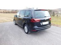 gebraucht Seat Alhambra Style 2,0 TDI DSG 7Sitze Xenon