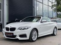gebraucht BMW 218 i Cabrio Aut.