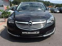gebraucht Opel Insignia ST 2,0 CDTI Ecotec Edition Aut.