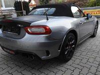 gebraucht Abarth 124 Spider 124 SpiderScorpione Aut. Navi Tempomat Cabrio / Roadster,