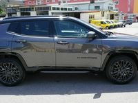 gebraucht Jeep Compass 1.3 PHEV 80th Anniversary AT 4xe