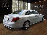 gebraucht Mercedes C180 BlueTec