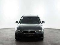 gebraucht BMW 318 d Touring Aut. LED RFK NAVI TEMP PDC SHZ