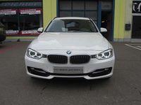 gebraucht BMW 318 3er-Reihe d xDrive Österreich-Paket Plus Touring Sport-Line,Navi Prof.,Xenon uvm.... Kombi