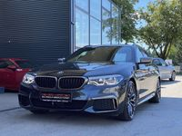 gebraucht BMW M550 d xDrive LKHZ LED Navi-Pro Head-Up