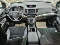 gebraucht Honda CR-V 1,6i-DTEC Executive 4WD Xenon Leder AHK