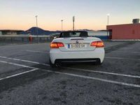 gebraucht BMW 325 Cabriolet 3er-Reihe Cabrio Diesel (E93) Aut.