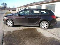 gebraucht Opel Astra ST 1.6 CDTI/Klima/Bluet./met./Temp/fahrbar