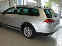 gebraucht VW Golf Alltrack TDI 4MOTION