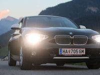 gebraucht BMW 116 Urban Line. Österreich-Paket PLUS HEA(F20)