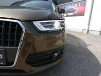 gebraucht Audi Q3 2,0TDI quattro AUTOMATIK!!!