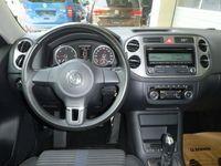 gebraucht VW Tiguan 2,0 TDI 4Motion Sky DPF DSG