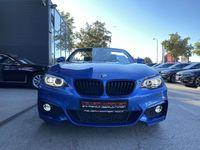gebraucht BMW 220 i Cabrio Aut.